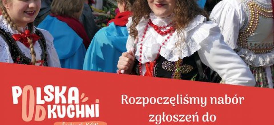 Polska od kuchni rozpoczęcie naboru (1)